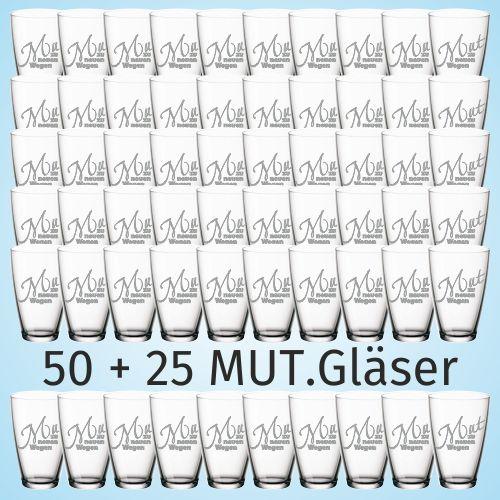 50 + 25 MUT.Gläser 500x500