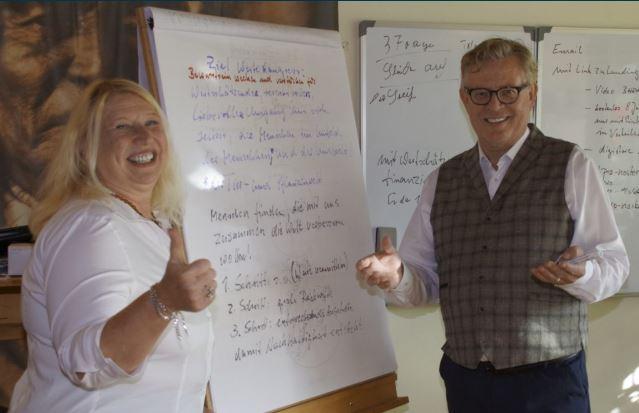 Gabi und Klaus Brill